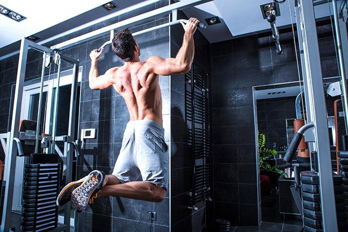Sprzęt do ćwiczeń - biceps i triceps