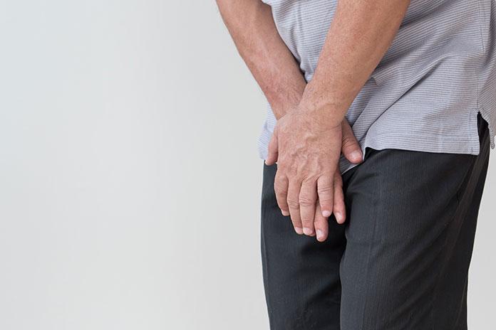 Poważne choroby prostaty powodujące zatrzymanie moczu u mężczyzn