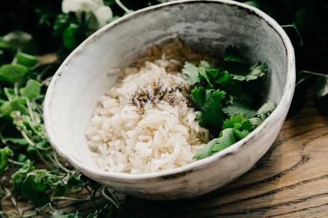 przyrządzanie ryżu